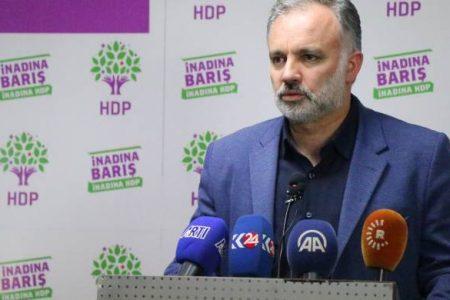 HDP: Temel gündem OHAL'dir, ya OHAL ya da demokrasi kalkacak