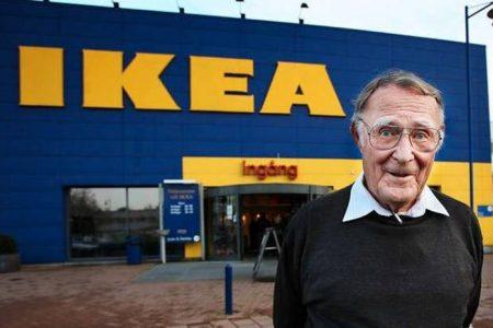 IKEA'nın kurucusu Ingvar Kamprad öldü