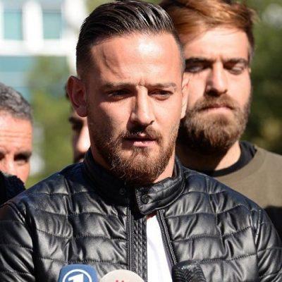 Alman polisinden Deniz Naki için önlem