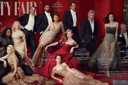 Vanity Fair dergisinin kapağında photoshop hatası, Oprah 3 elli, Reese Witherspoon 3 bacaklı çıktı