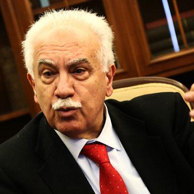 Doğu Perinçek: Darbe girişiminin bilgisi Erdoğan'ın başdanışmanlarına 14 Temmuz'da verildi