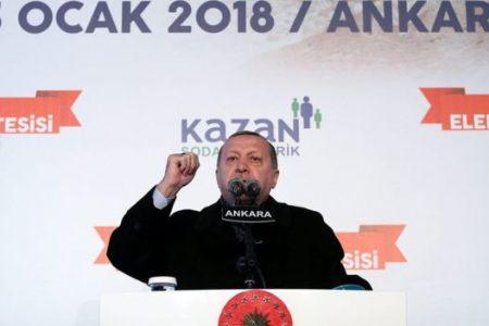 """Times: """"Erdoğan, Suriye'ye asker göndermeden önce bir daha düşünmeli'"""