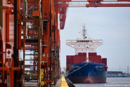 Türkiye'den çıkan patlayıcı malzeme yüklü gemi Yunanistan'da durduruldu