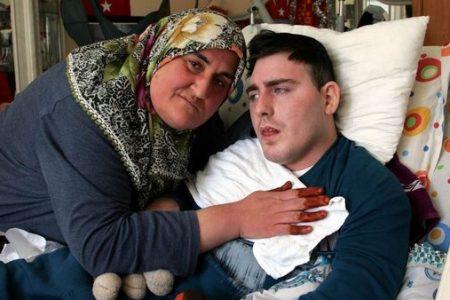 Antalyalı Gülsüm Kabadayı'nın 10 yıl boyunca baktığı kimliği meçhul genç yaşamını kaybetti