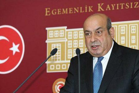 HDP'li Kaplan'dan istifa tweeti