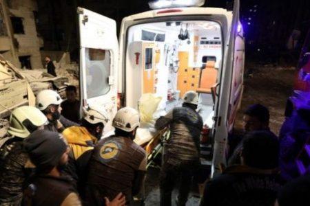 İdlib'de patlama: En az 23 kişi hayatını kaybetti