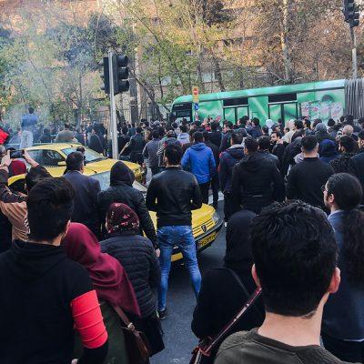 BM İran Raportörü: Protestolarda gözaltına alınanlara işkenceden kaygılıyız