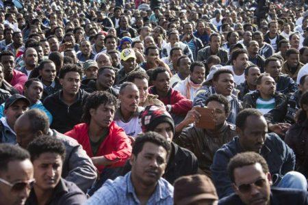 İsrail binlerce Afrikalı sığınmacıyı sınır dışı etmeye hazırlanıyor