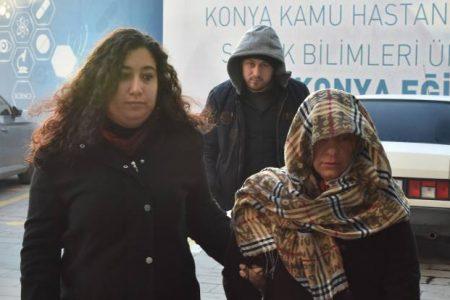 Konya'da 14 kişiye gözaltı