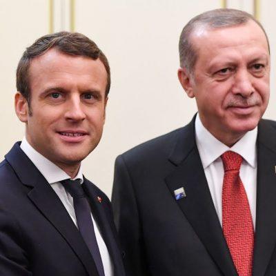 Macron, Erdoğan'ın ziyareti öncesinde Türkiye'deki basın özgürlüğünü eleştirdi