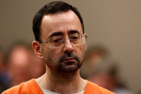 ABD'de tacizci jimnastik takımı doktoru Nassar'a 175 yıl hapis cezası