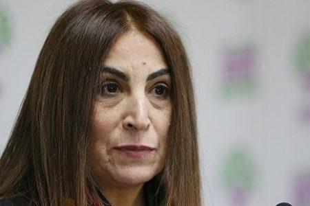 Aysel Tuğluk'a 1 yıl 6 ay hapis cezası
