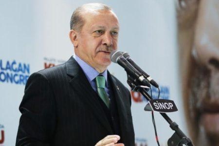 Erdoğan'dan kadro isteyen taşeron işçiye: Ne kadrosu yahu, çalışıyorsunuz işte!