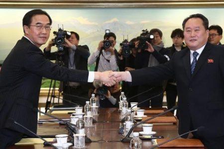 Güney Kore ile Kuzey Kore, sorunların diyalogla çözülmesinde anlaştı