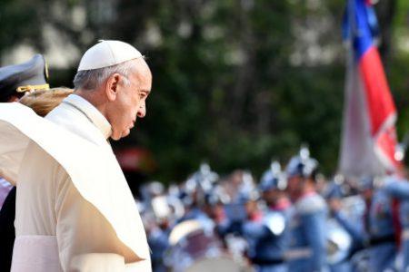 Papa, cinsel istismara maruz kalan kişilerle Şili'de özel bir toplantı gerçekleştirdi