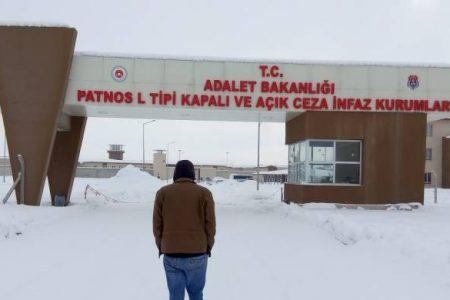 Patnos Cezaevi'nde verem salgını yaşanıyor
