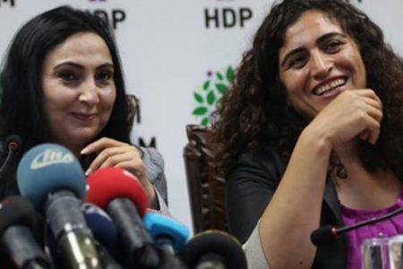 Tutuklu HDP'liler Zeytin Dalı Harekatı'na karşı açlık grevine başladı