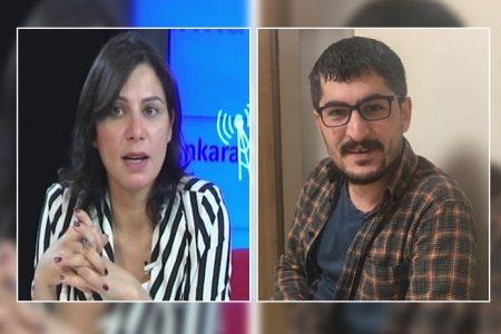 Gazeteci Sibel Hürtaş ve Hayri Demir gözaltına alındı