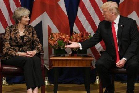 Trump, Şubat'taki İngiltere gezisini iptal etti, Londra Belediye Başkanı 'Mesajı aldı' dedi