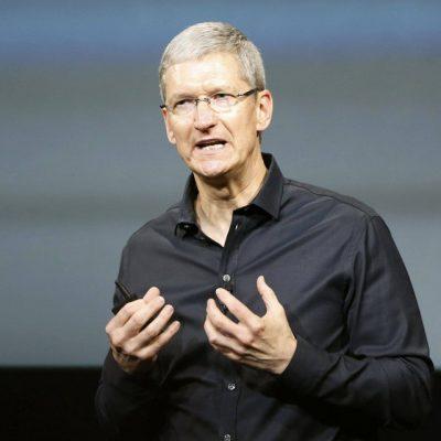 Apple'ın CEO'su Tim Cook, yeğenine sosyal medya yasağı koyduğunu açıkladı