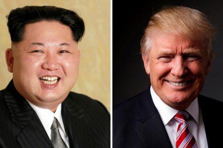 Trump'tan Kuzey Kore'ye: Benim nükleer butonum daha büyük ve daha güçlü