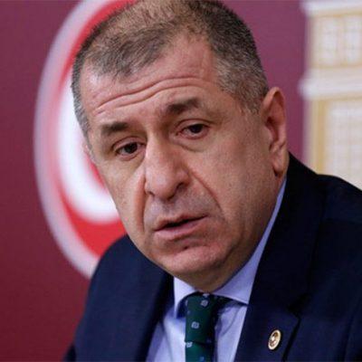 """İYİ Parti'li Ümit Özdağ, Akşener'in """"Silahlı eğitim kampları var"""" iddiasını destekledi"""