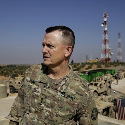 ABD'li Korgeneral Menbic'ten konuştu: Burdan çekilmeyeceğiz