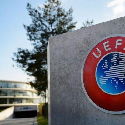 UEFA'dan tarihi ceza