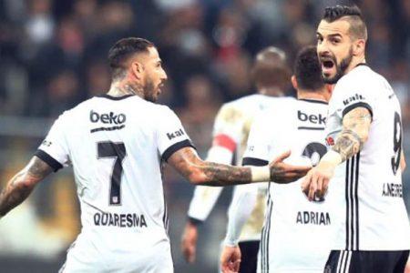 Beşiktaş'tan Ricardo Quaresma ve FIFA açıklaması