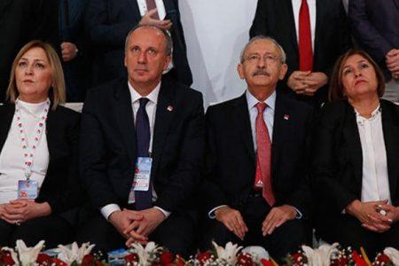 Kılıçdaroğlu bir kez daha Genel Başkan seçildi