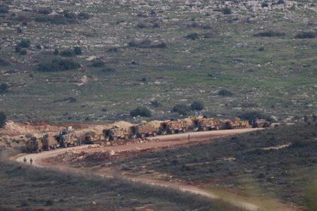 Afrin'de roketli saldırı: 10 asker yaralandı