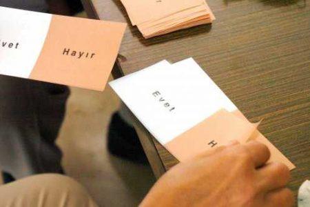 'Hayır' oyu kullananların karısı bize helal diyen AKP'li beraatini istedi