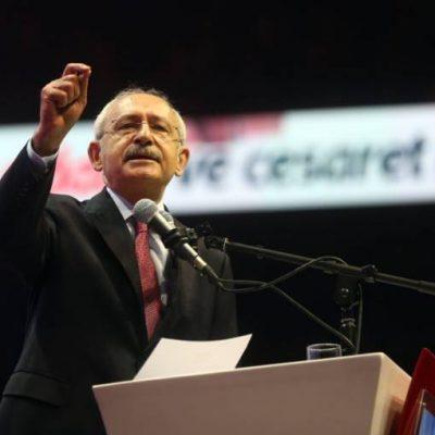 Kılıçdaroğlu'ndan talimat: AKP teröre yardım ve yataklık yaptı; Erdoğan'ı mahkemeye ver