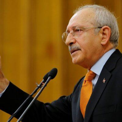Kılıçdaroğlu'ndan Erdoğan'a: Namusun, şerefin ve haysiyetin varsa bir dakika o koltukta oturmazsın