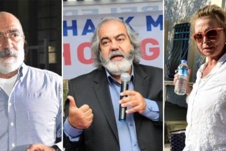 Altan kardeşler ve Nazlı Ilıcak'ın yargılandığı davada avukatlar dışarı atıldı
